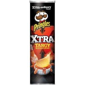 Pringles Xtra Tangy Buffalo Wing Super Stack