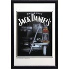 Bedrukte spiegel Break Into Jack Daniels