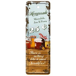 Nostalgic Art Boekenlegger Homemade Marmalade