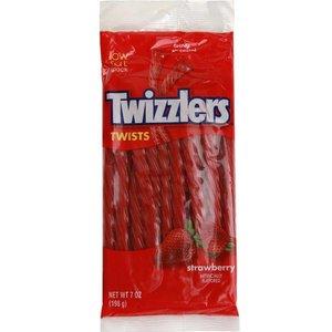 Twizzlers Twists Strawberry Large 7oz
