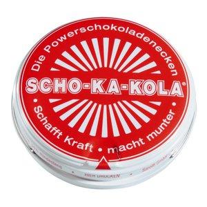 Scho-KA-Kola Cafeïne Chocolade Puur