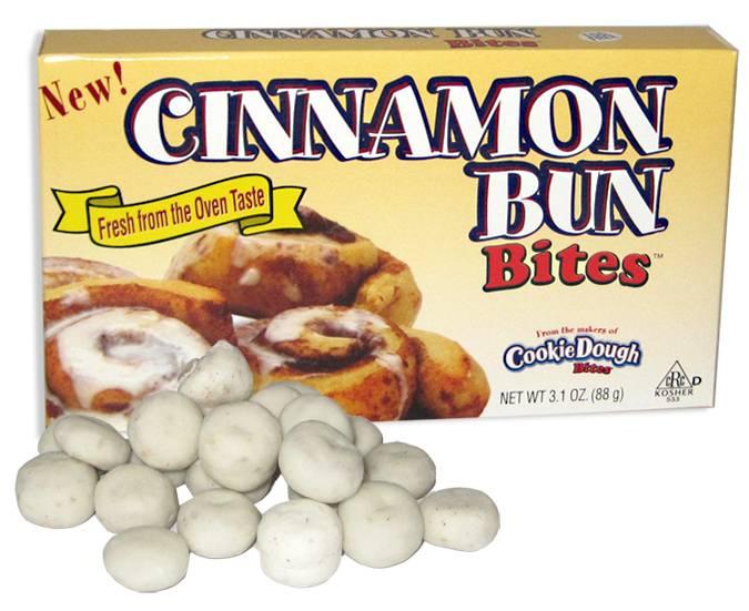Cookie Dough Bites Cinnamon Bun - Shop America
