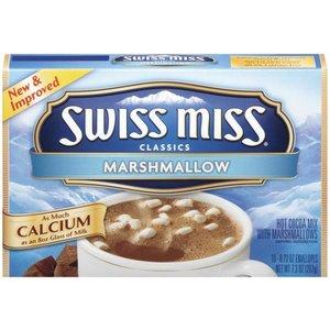 Swiss Miss Marshmallow Hot Chocolate Mix