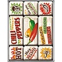 Nostalgic Art Magneetset Chili Peppers (9x)