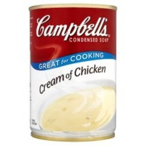 Campbells Cream of Chicken Soup UK