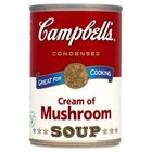 Campbells Cream of Mushroom Soup UK