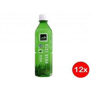 Tropical Aloe Vera Zero 500ml Doos (12 flessen)
