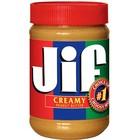 JIF Creamy Peanut Butter 454 gram