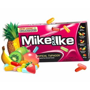 Mike and Ike Tropical Typhoon XL 141gram