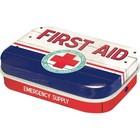 Nostalgic Art Pillendoosje First Aid Emergency