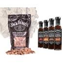 Jack Daniels Jack Daniels BBQ Pakket 4 sauzen