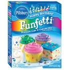Pillsbury Funfetti Cake and Cupcake Mix