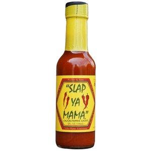 Slap Ya Mama Cajun Hot Pepper Sauce