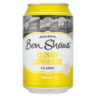 Ben Shaws Cloudy Lemonade Classic 330ml