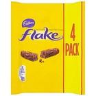 Cadbury Flakes 4 pack (20 gram per stuk)