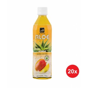 Tropical Aloe Vera Mango 500ml Doos (20 flessen)