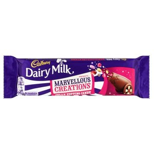 Cadbury Marvellous Creations Jelly Popping Candy Dairy Milk
