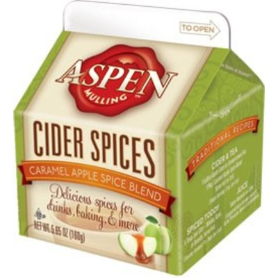 Aspen Mulling Spices Caramel Apple Spice Blend