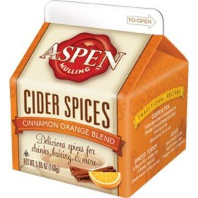 Aspen Mulling Spices Cinnamon Orange Spice Blend