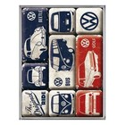 Nostalgic Art Magneetset VW Volkswagen - The Original Ride (9x)