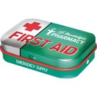 Nostalgic Art Pillendoosje First Aid Green