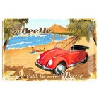 Nostalgic Art Tin Sign VW Beetle 30x20