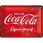 Nostalgic Art Tin Sign Coca-Cola - 1960 20x15