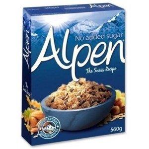Alpen No Added Sugar Swiss Style Muesli 500 gram