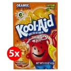 Kool-Aid Orange 1,9 liter - 5 zakjes