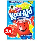 Kool-Aid Tropical Punch 1,9 liter - 5 zakjes