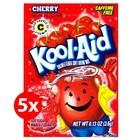 Kool-Aid Cherry 1,9 liter - 5 zakjes