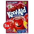 Kool-Aid Black Cherry 1,9 liter - 5 zakjes