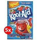 Kool-Aid Mixed Berry 1,9 liter - 5 zakjes