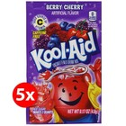 Kool-Aid Berry Cherry 1,9 liter - 5 zakjes