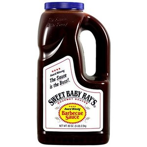 Sweet Baby Rays Barbecue Sauce Original XXL 1 GALLON
