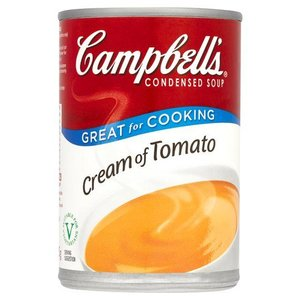 Campbells Cream of Tomato Soup UK