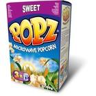 Popz Sweet Microwave Popcorn