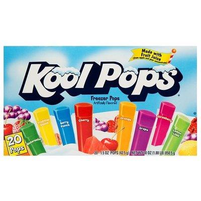 KoolPops Freezer Pops 20 stuks