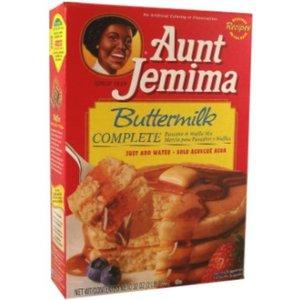 Aunt Jemima Complete Buttermilk Pancake & Waffle Mix 453 gram