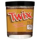 Twix Spread Chocolade en Caramel Pasta met Stukjes Koek