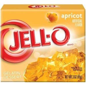 JELL-O Apricot (Abrikoos)