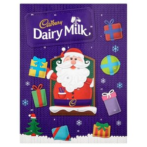 Cadbury Dairy Milk Advent Calendar