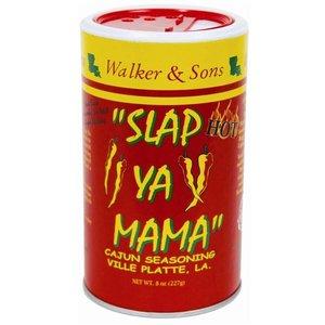 Slap Ya Mama Cajun Seasoning Hot