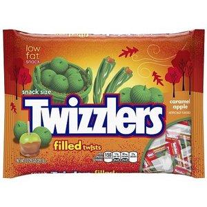 Twizzlers Caramel Apple Filled Twists