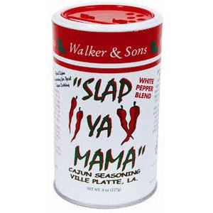 Slap Ya Mama Cajun Seasoning White Pepper Blend