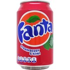 Fanta Strawberry Kiwi 330ml