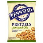 Penn State Pretzels Sour Cream and Chive 30 gram