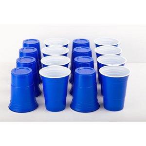 American Cups Blue Cups 16fl oz 25 stuks