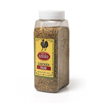 Szeged Chicken Rub XXL 567 gram