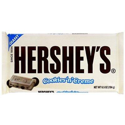 Hersheys Giant Cookies n Creme Reep 184 gram